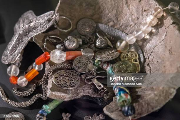 The Fargelanda treasure from the Vikings time Treasure hoards are a set of standardized objects treating specific themes The Fargelanda one treats...