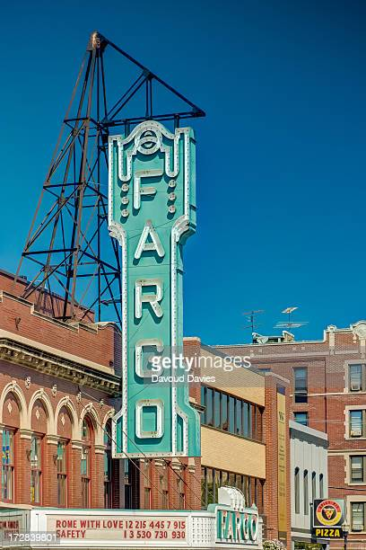 CONTENT] The Fargo Theatre is an art deco movie theatre in downtown Fargo North Dakota It was built in 1926 It was restored in 1999 to its historic...