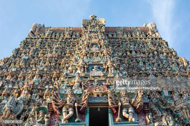 The Fascinating Temples of Madurai