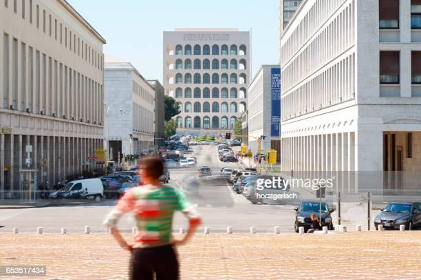 EUR the fascism architecture