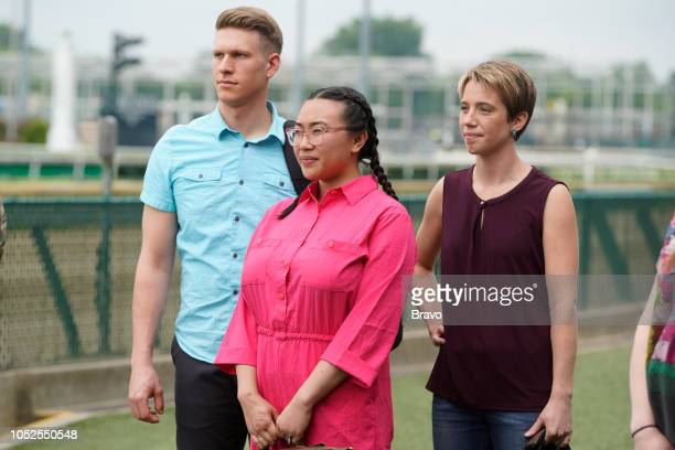 TOP CHEF 'The Fastest 2 Minutes in Cooking' Episode 1601 Pictured Brandon Rosen Nini Nguyen Adrienne Wright