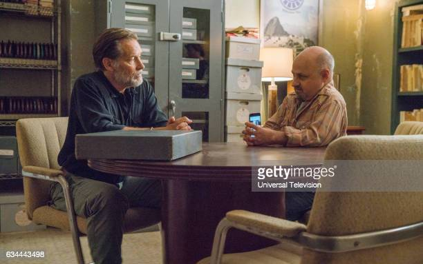 THE PATH The Father and the Son Episode 203 Pictured James Remar as Kodiak Clark Middleton as Richard