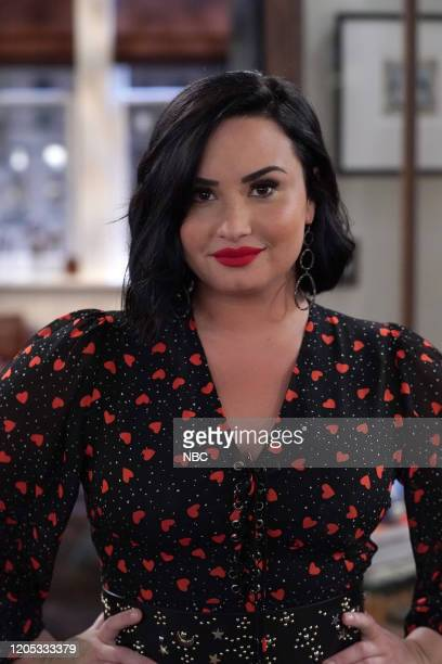 "The Favourite"" Episode 313 -- Pictured: Demi Lovato as Jenny --"