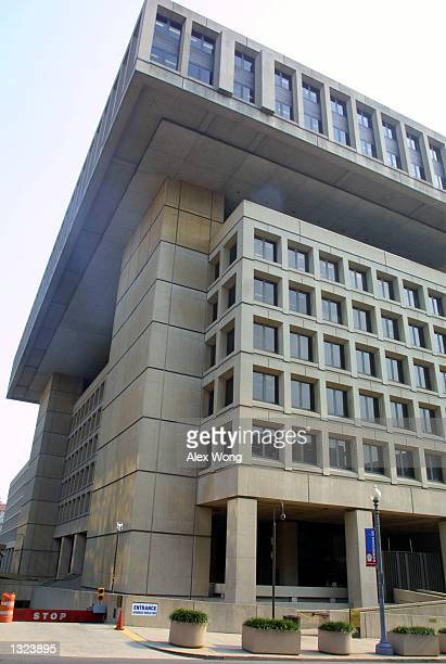 The FBI headquarters building is seen June 20 2001 in Washington D C An FBI security expert who had access to informant identities and witness lists...