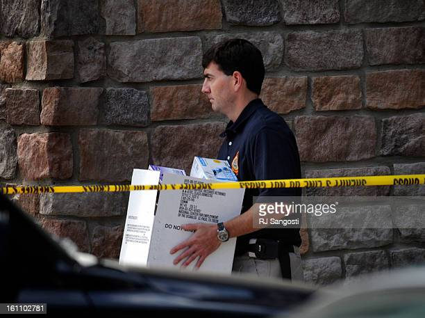 The FBI raided the apartment of Najibullah Zazi at the Vistas Apartment Complex at 22959 East Smoky Hill Road in Aurora Wednesday afternoon September...
