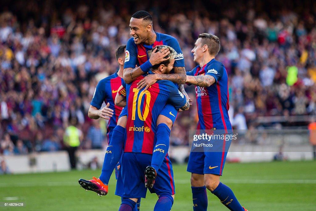 FC Barcelona v RC Deportivo La Coruna - La Liga : News Photo