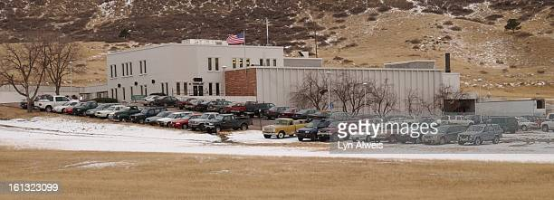 The federal Centers for Disease Control and Prevention laboratory in Fort Collins