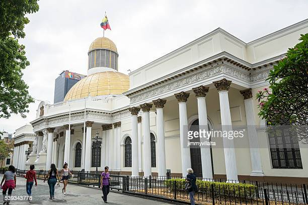 the federal legislative palace. capitol. national assembly - national assembly stock photos and pictures
