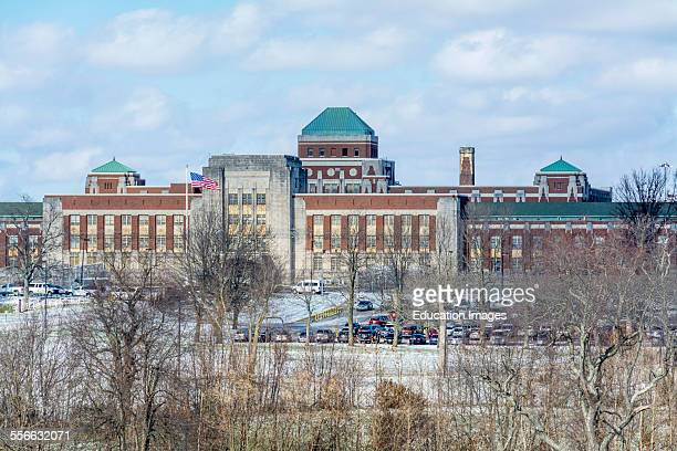 The Federal Medical Center Lexington is a United States federal prison in Kentucky for male inmates requiring medical or mental health care