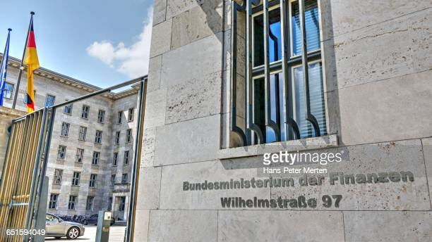 The Federal Ministry of Finance, Berlin