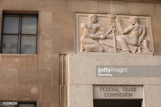 The Federal Trade Commission building stands in Washington D.C., U.S., on Tuesday, Oct. 1, 2013. The U.S. Government began its first partial shutdown...