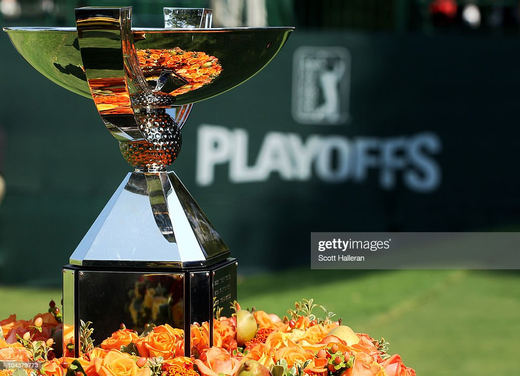 THE TOUR Championship Presented By Coca-Cola - Round One : News Photo