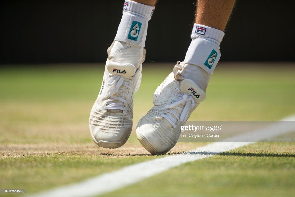 The Championships - Wimbledon 2018 : ニュース写真