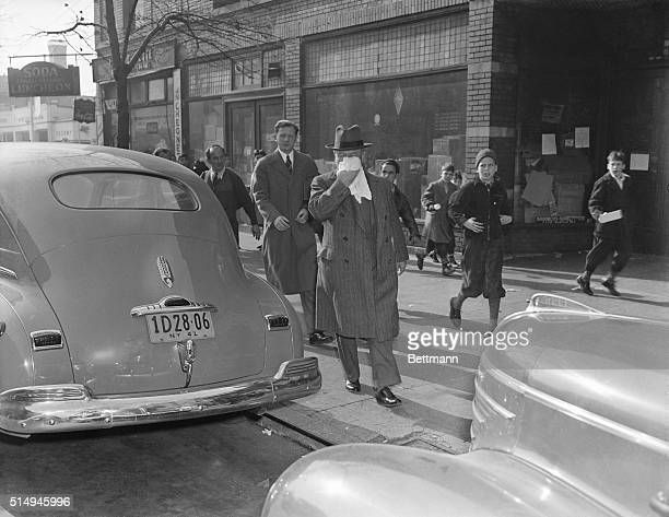 The fellow sprawling all over Brooklyn here is Johnny Torrio the once powerful gang chief and aide to Al Capone when that unworthy was practically...