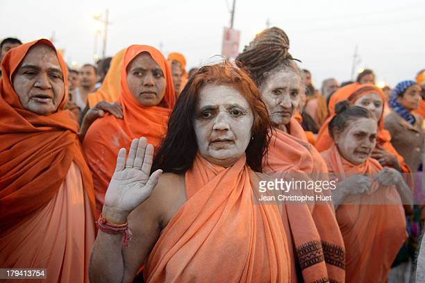 The female form of the word sadhu is sadhvi. The Kumbh Mela is the biggest hindu pilgrimage and the largest gathering of human beings for a single...