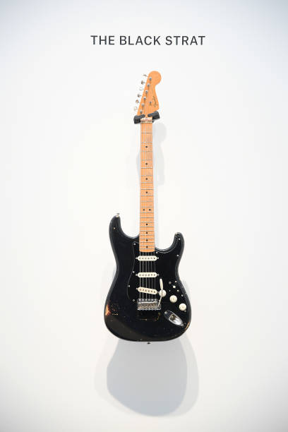 NY: The David Gilmour Guitar Collection Press Preview
