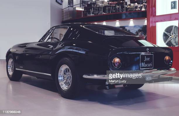The Ferrari 275 GTB on sale at Joe macari Performance cars in Wandsworth london The 275 GTB was a twoseat grand touring coupé produced between 1964...