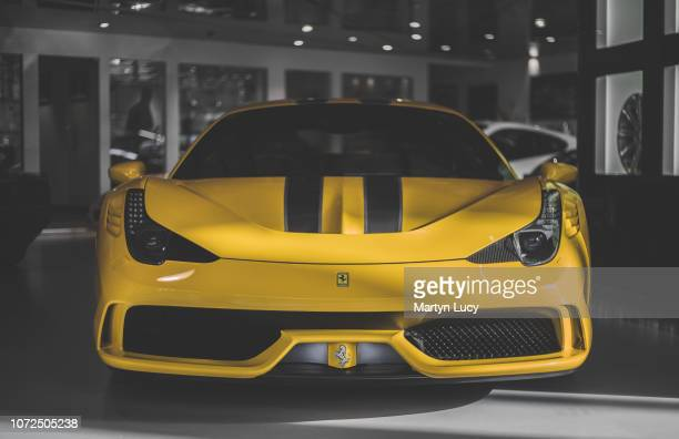 The Ferrari 458 Speciale at Joe Macari Performance Cars in Wandsworth London The 458 Speciale is a high performance variant of the 458 italia...