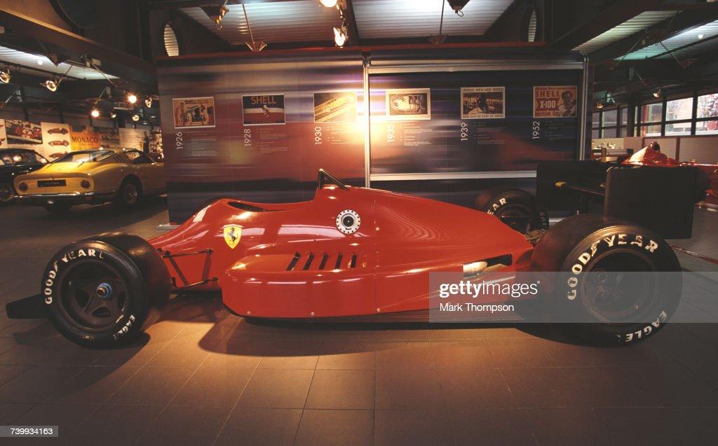 Ferrari Museum at Maranello : News Photo