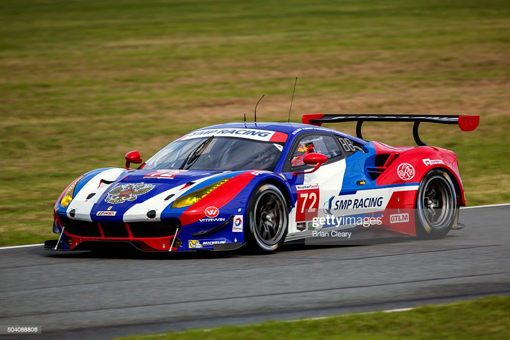 IMSA WeatherTech Series The Roar Before The Rolex 24 - Day 1 : News Photo