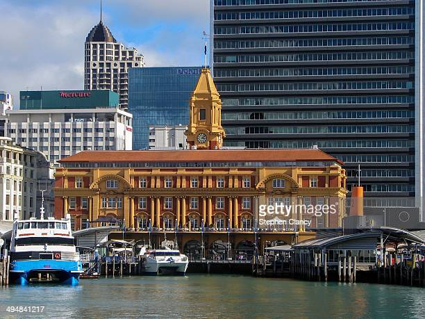 The Ferry Building Auckland