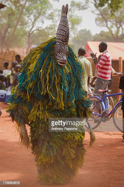 CONTENT] The festival of masks in Burkina Faso including masks leaves fiber masks feather masks white masks masks with straw masks skins