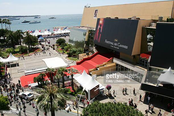 The Festival Palace at the 59th Cannes Film Festival