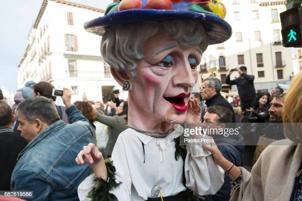 The festivities of San Isidro are the typical celebrations of Madrid around May 15th Both people dress up in the typical chulapo costumes and...