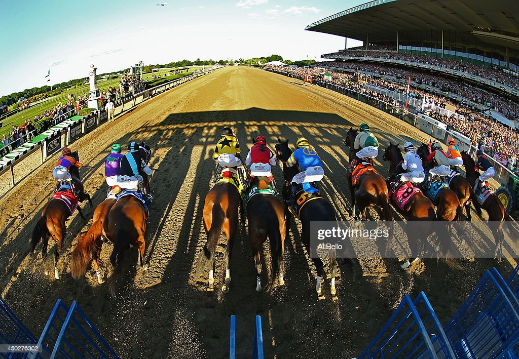 Belmont Stakes 2014 : News Photo