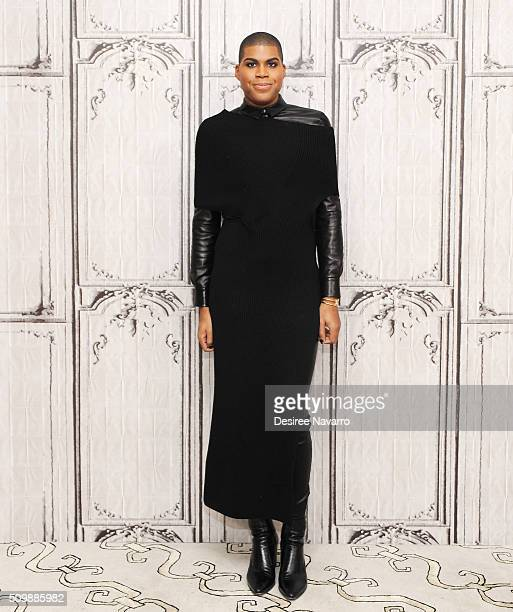 The fierce EJ Johnson discusses the new season of the hit E show 'Rich Kids of Beverly Hills' during AOL Build Speaker Series at AOL Studios In New...