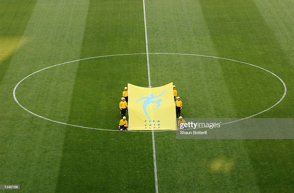 FIFA Fair-Play : News Photo