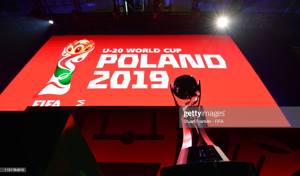 POL: Draw for the FIFA U-20 World Cup Poland 2019