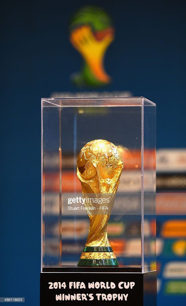 2014 FIFA World Cup Brazil - Organising Committee Press Conference : News Photo