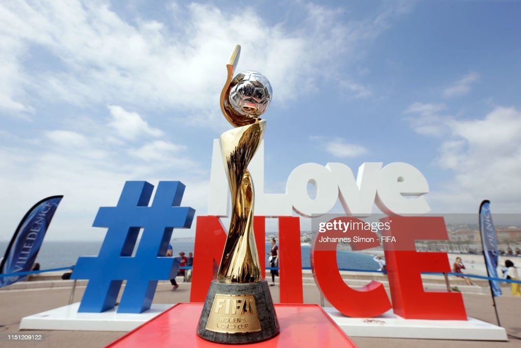 FRA: National Trophy Tour: Nice - FIFA Women's World Cup France 2019
