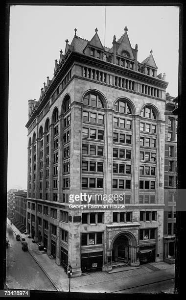The Fifth Avenue Presbyterian Hotel at 55th Street Midtown New York 1900s