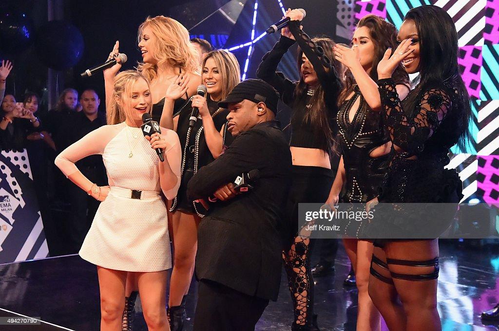 MTV EMA's 2015 - VIP Arrivals : News Photo