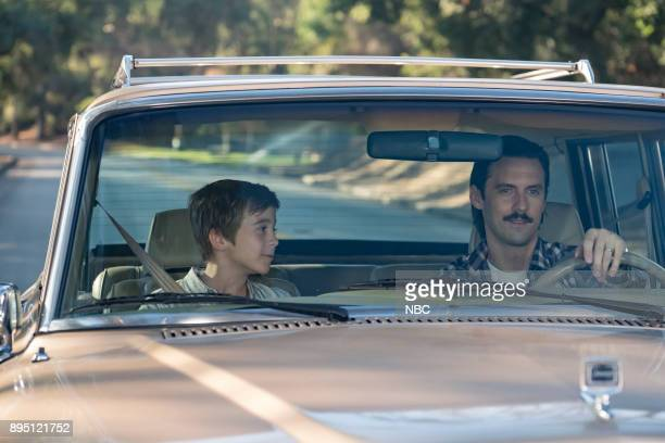 """The Fifth Wheel"""" Episode 211 -- Pictured: Parker Bates as Kevin, Milo Ventimiglia as Jack --"""