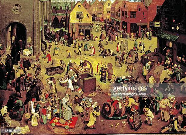 The Fight Between Carnival and Lent' 1559 The annual Flemish prelent festival providing an excusive for excessive drinking and sex was condemned as...