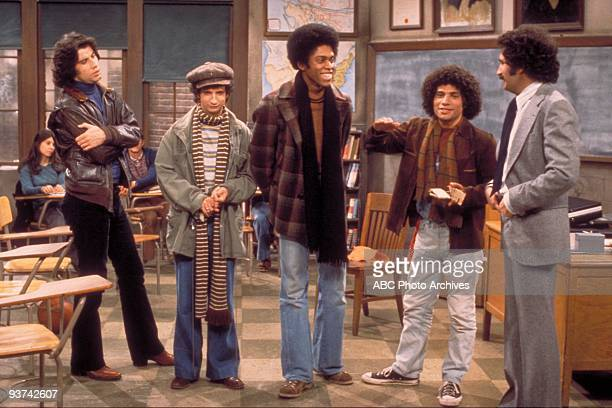 BACK KOTTER The Fight Season Two 10/21/76 Barbarino's refusal to do Freddie's homework didn't sit well with Horshack and Epstein