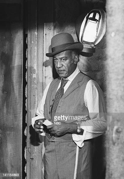 PRAIRIE The Fighter Episode 10 Aired Pictured Raymond St Jacques as Manager L Moody Photo by Ted Shepherd/NBCU Photo Bank
