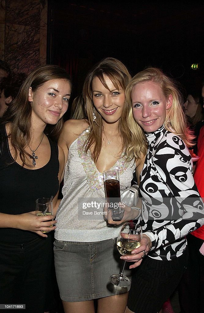 The Fighting Temptations Premiere After, Party At The Alantic Bar, London 053305, Louise Griffith