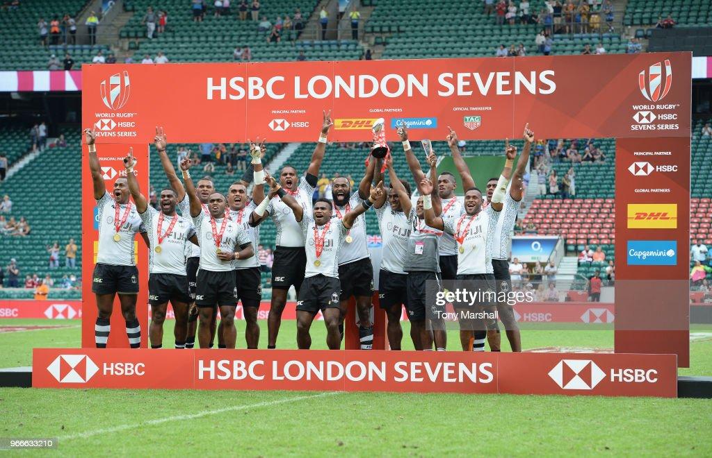 HSBC London Sevens - Day Two : News Photo