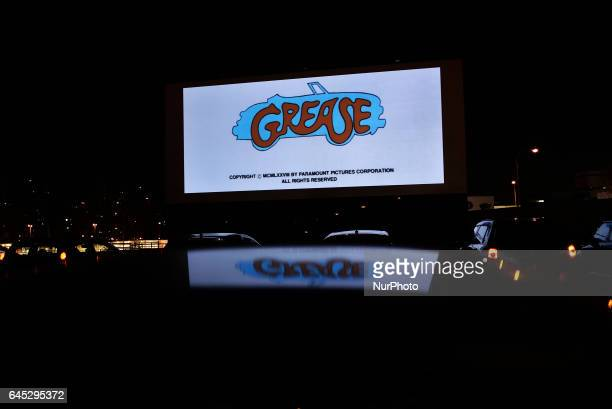 The film Grease opens the biggest autocinema in Spain in Madrid on 24 February 2017 The autocinema of Madrid opens its doors with the screening of...