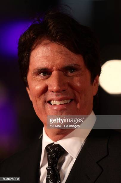 The films director Rob Marshall arriving for the world premiere of Nine at the Odeon Leicester Square London