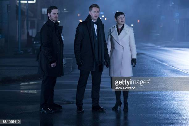TIME 'The Final Battle Part 1 2' Henry awakens to a cursed Storybrooke and discovers Emma has been in the mental hospital and the Black Fairy is the...