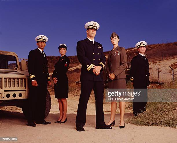 The final episode of JAG the longest running military drama on television with 10 seasons and 227 episodes to its credit will be broadcast on Friday...
