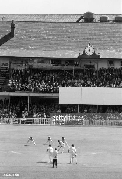 The final first class match to be held at Bramall Lane Sheffield The County Championship match between home team Yorkshire and Lancashire ended in a...