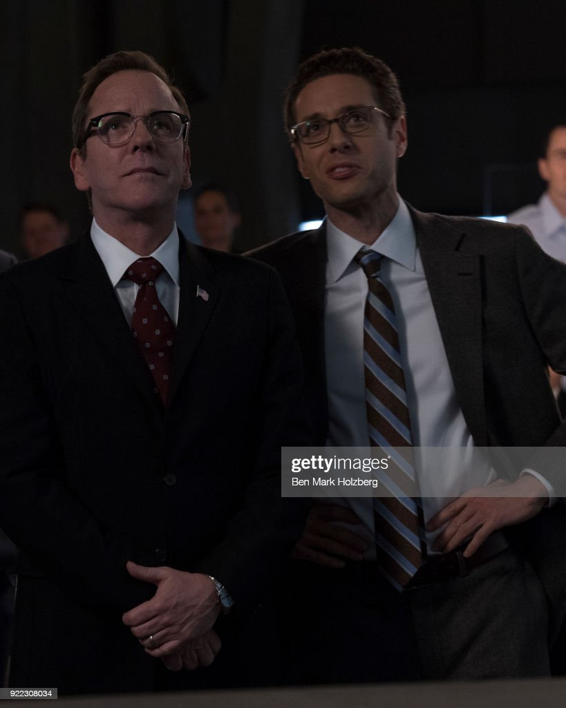 ABC's 'Designated Survivor' - Season Two : News Photo