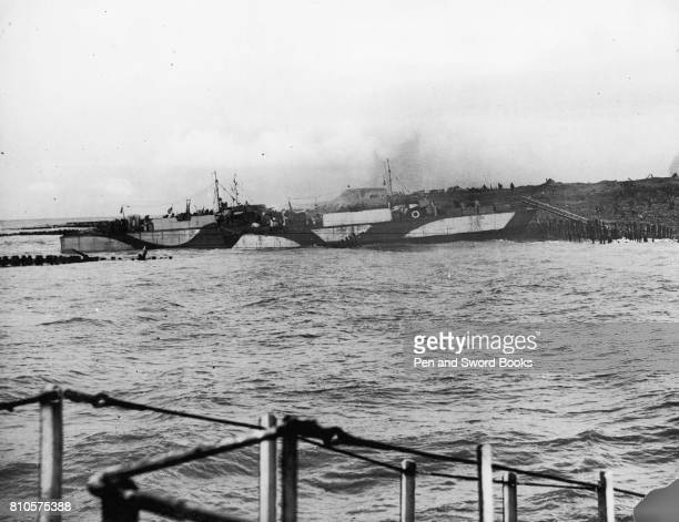The final phase of the battle to free the approaches to the Belgium Port of Antwerp began on Nov 1st when Royal Marine Commandos landed at Dawn at...