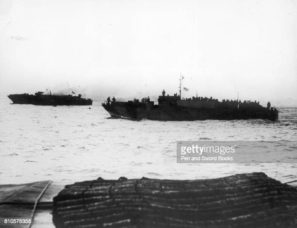 The final phase of the battle to free the approches to the Belgian port of Antwerp began on November 1 when Royal Marine Commandos landed at dawn at...